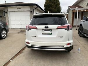 2016 TOYOTA RAV4 LIMITED FULLY LOADED TOP OF THE LINE 2.5L
