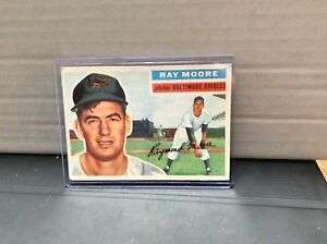1956-TOPPS-Ray-Moore-43-Grey-Back