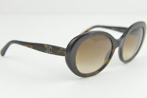 533130f8c9a81 Chanel women s Havana Brown sunglasses 5238 c.714 3B 54-19 135 3N ...