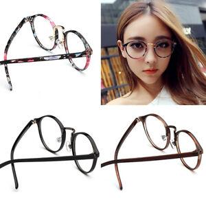 ca84efbbf3d Image is loading Men-Women-Vintage-Clear-Lens-Eyeglasses-Frame-Retro-