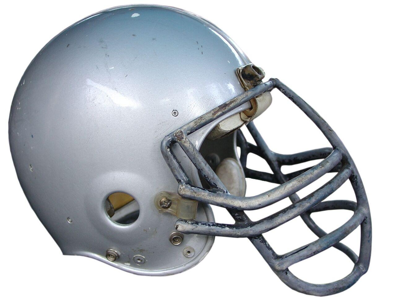 Casco football americano Noc Sae Riddel  vintage raro anni '60