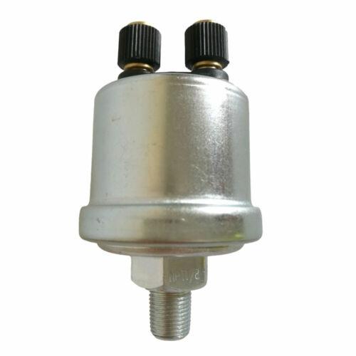 For Car Boat 145psi 10bar,10-184ohms Oil pressure sender Switch Sending Unit