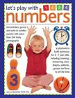 Let's play with numbers: Fun Activities, Games and Write-in Number Bpuzzles with More Than 260 Lively Photographs by Joanna Babb (Hardback, 2015)