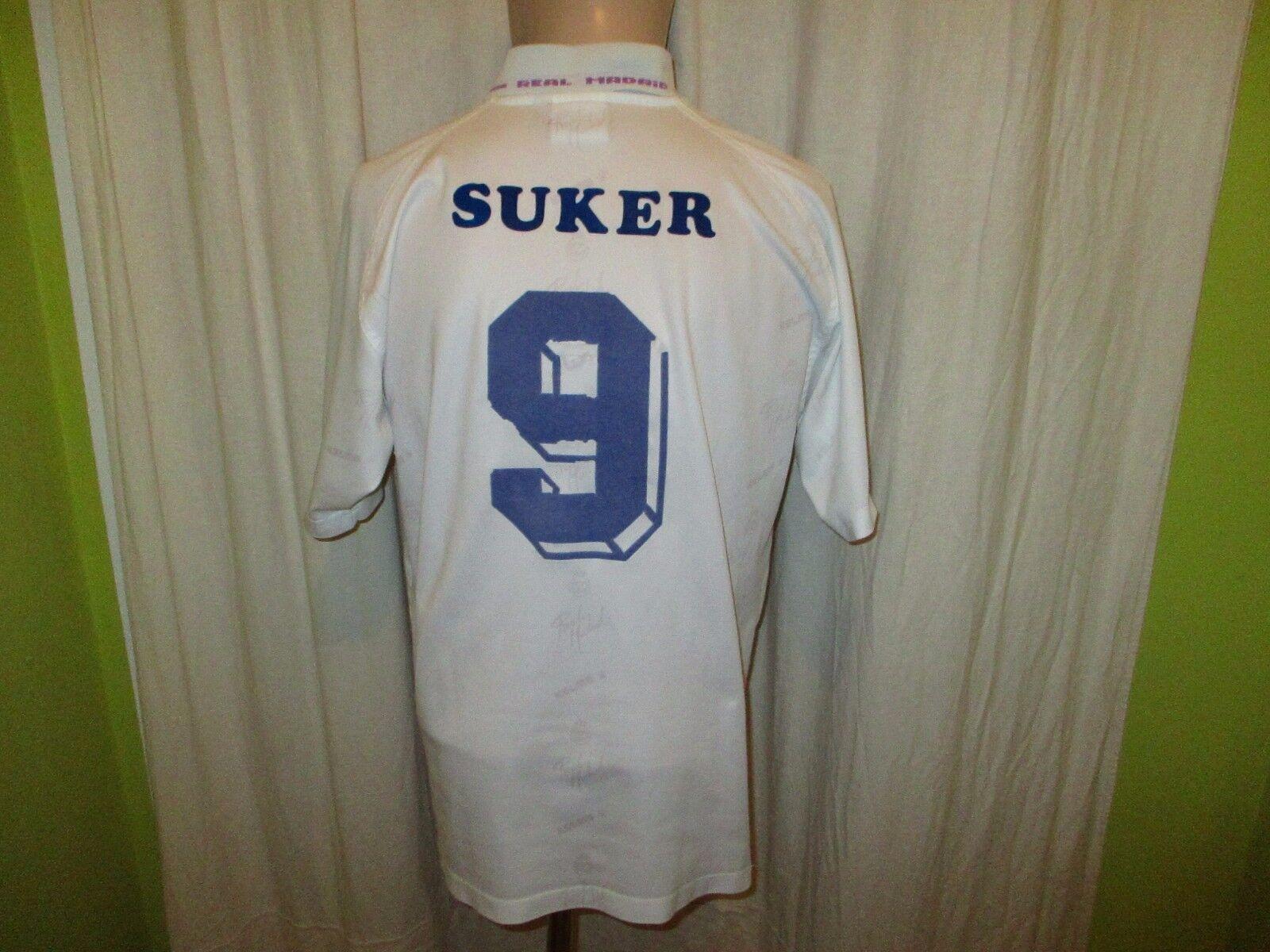 Real Madrid Original Kelme Trikot Heim Trikot Kelme 1994-1996