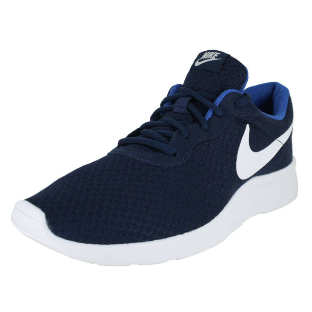 premium selection cheap for discount san francisco Nike Tanjun 812654-414 Midnight Navy Blue Mens Running Shoes 9