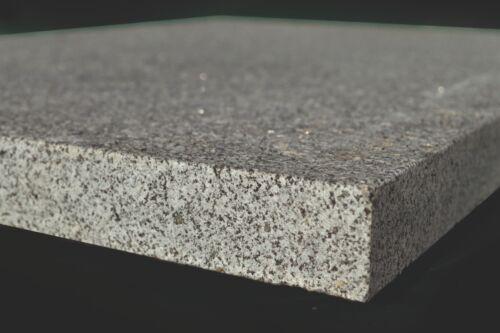 Granit G654 Naturstein dunkel grau,geflammt Terrassenplatten 60x40x3cm neu