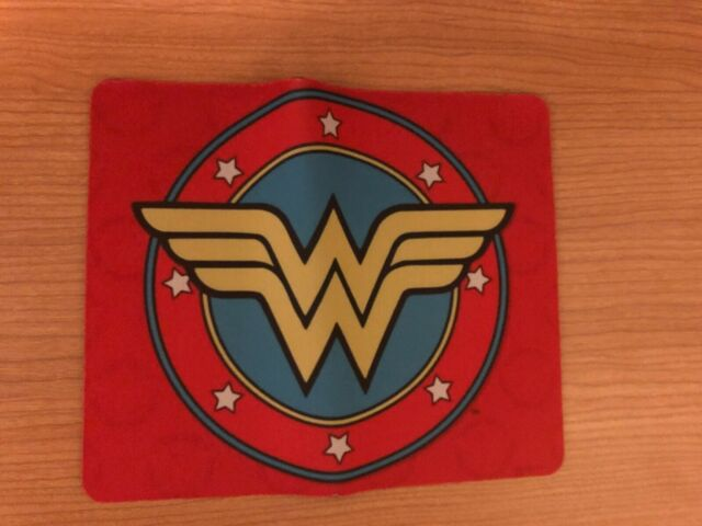 Wonder Woman Desktop Mouse Pad