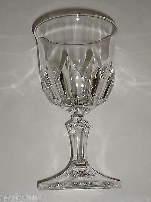 QUANTITE AU CHOIX !!!! Verre a vin blanc en CRISTAL D/'ARQUES modèle Pompadour
