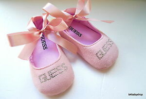 NWT-Pink-Lace-baby-girl-mary-jane-shoes-with-bow-0-6M-6-12M-NEW-More-Colours