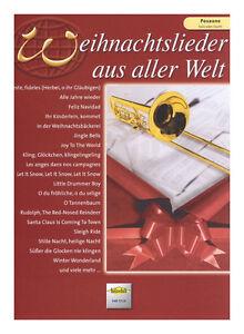 Verschiedene Weihnachtslieder.Details Zu Weihnachtslieder Aus Aller Welt Für Verschiedene Instrumente Holzschuh Verlag