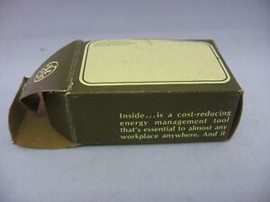 Vintage GE General Electric Lamps Advertising Box ~ NO ITEM JUSY VINTAGE BOX ~