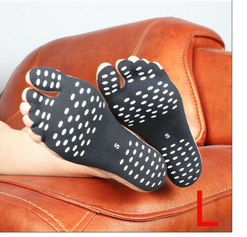 Invisible Insoles Foot Pads Barefoot Slippers Non-slip Outdoor Beach Pool