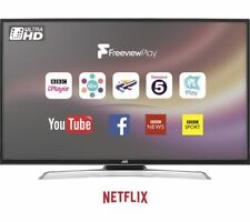"JVC LT-49C870 49"" Smart 4K Ultra HD LED TV - Currys"