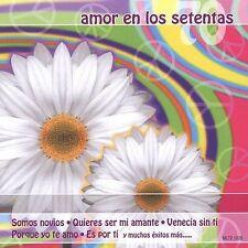 Tres Generaciones De Amor Amor En Los Setentas CD ***NEW***