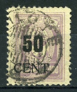 Memel, 1923 Michel #199 Ii Variété, Vf D'occasion, Expertized Petersen. Bpp