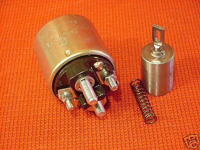Starter Solenoid Fits Bosch 108//110//218//311 /& 314 Series Starters 0331303100 03