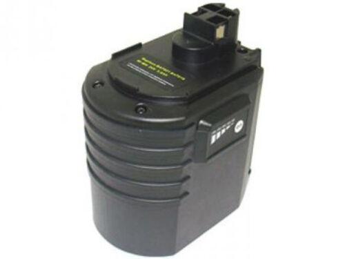 3000mAh Nimh 24V Batterie pour Berner 11815.7