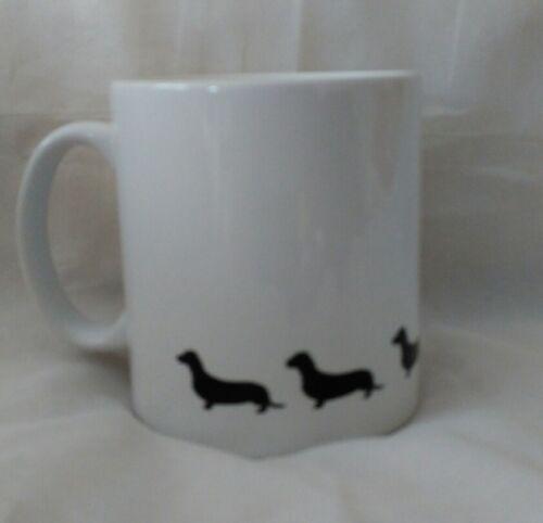 Sausage Dog Daschund Novelty Mug