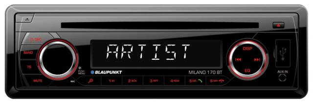BLAUPUNKT Autoradio MILANO 170 BT