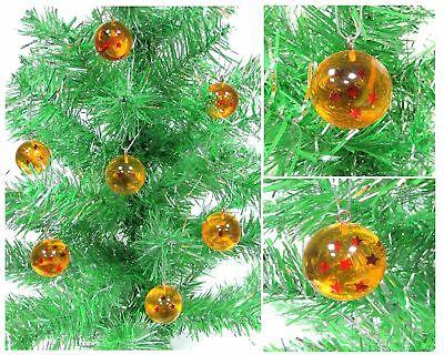 Dragon Ball Z's Magical Wish-Granting Spheres 7 Piece Christmas Ornaments Set | eBay