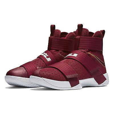 Nike Lebron Soldier 10 EP X CTK Christ The King High School James Men 844375-668
