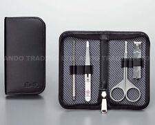 Seki Edge Grooming Kit G3105 4 pieces travel set by Green Bell (Takumi no waza)