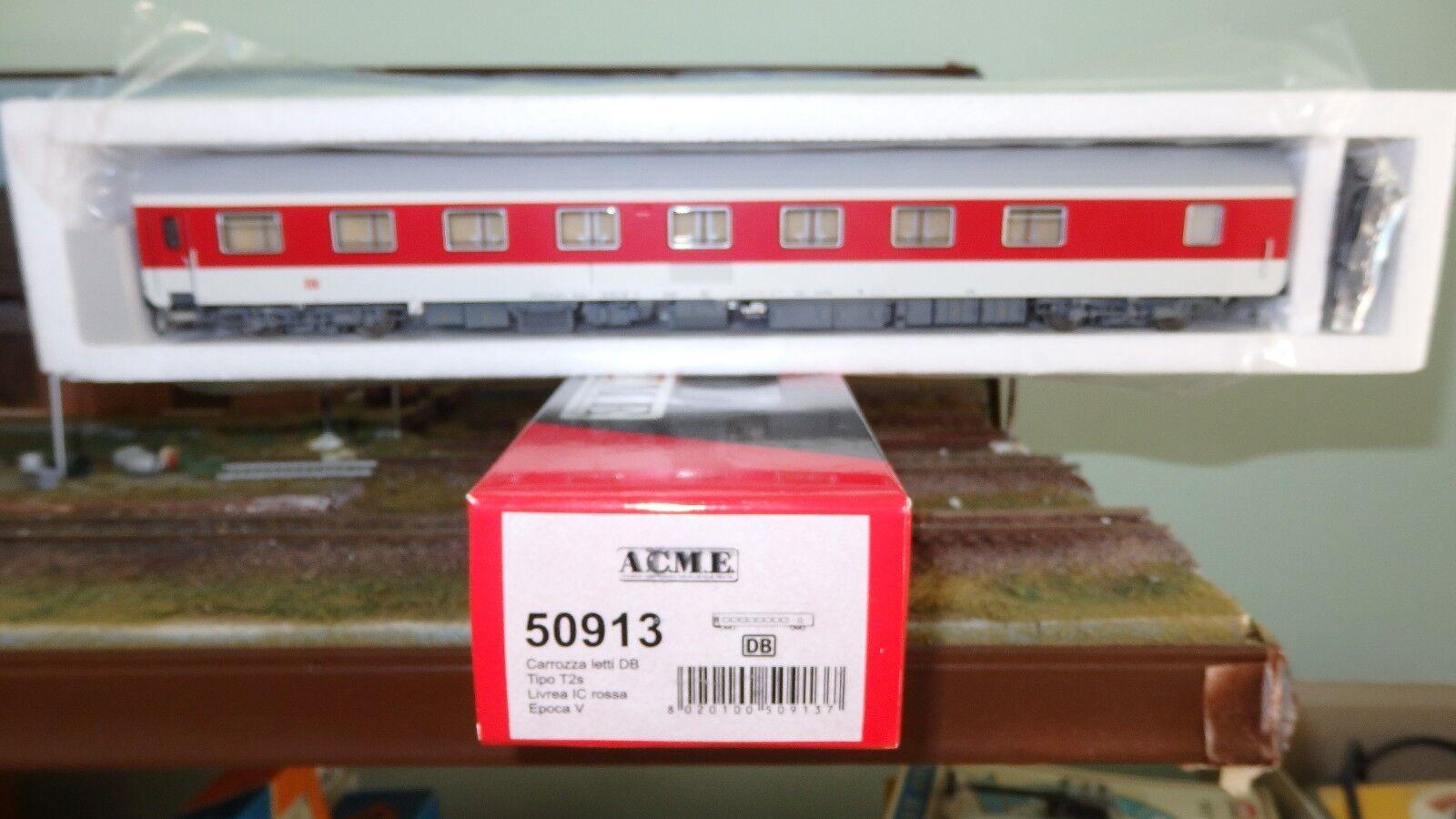 Acme 50913 DB Ag Wlabsm 166.0 Librea Rojo Tráfico   blancoo Techo gris Tipo T2s