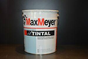Colori Per Esterni Max Meyer : Pittura bianca superlabile lt interno esterno max meyer tintal