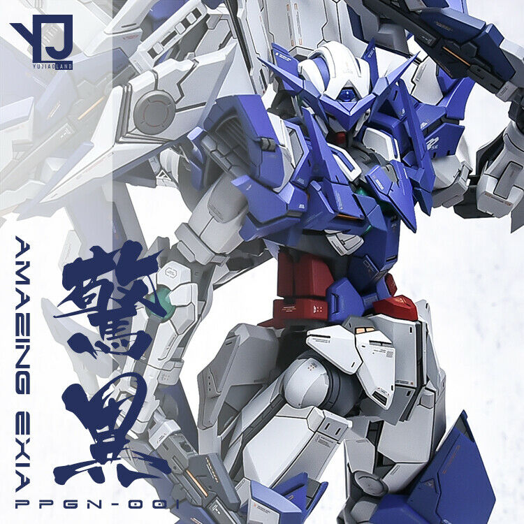 ANCHORET Gundam 1 100 MG AMAZAING EXIA PPGN-001 Conversione Originale Kit