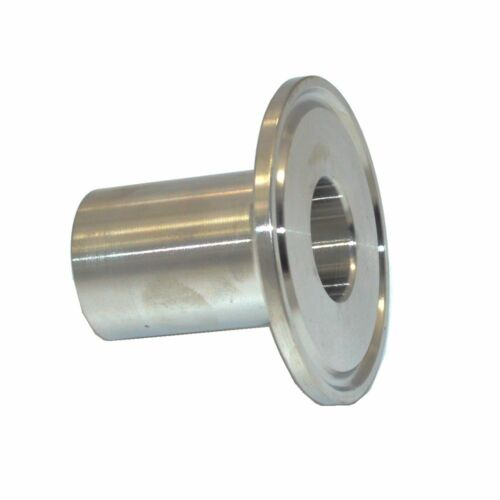 "1//2/"" NPT  Sanitary Female Thread Ferrule Pipe Fitting Tri Clamp Type  SS304"