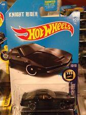 Hot Wheels 2017 Knight Rider(K.I.T.T.) 1:64 Scale NOC