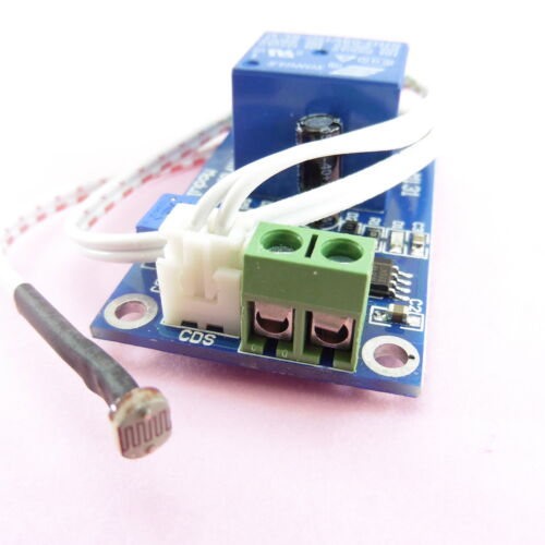 XH-M131 Photoresistor Module DC 5V Relay Light Control Switch Detection Sensor