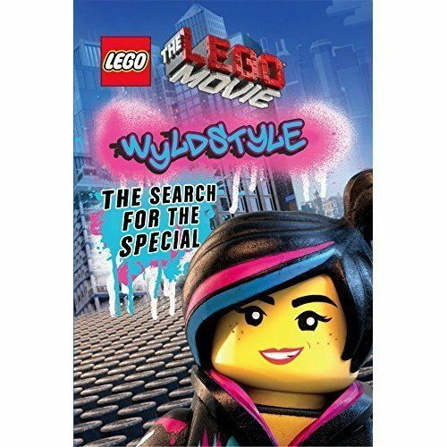 1 of 1 - Wyldstyle: The Search for the Special by Anna Holmes-9781407155708-G016