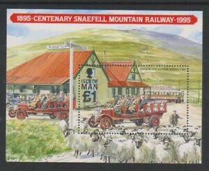 Isle-of-Man-1995-Snaefell-Mountain-Railway-sheet-MNH-SG-MS638