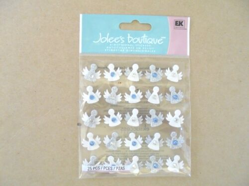 JOLEES BOUTIQUE CHRISTMAS ANGEL REPEATS SCRAP BOOKING STICKERS