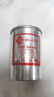 UsFreeShip Motor Run Capacitor 12.5mfd 12.5uf 440VAC 370VAC Round Metallized