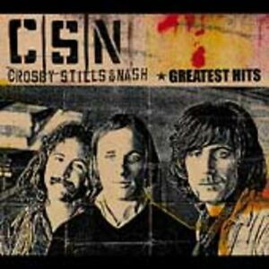 Crosby-Stills-amp-Nash-Greatest-Hits-New-CD-Rmst