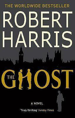 """AS NEW"" The Ghost, Harris, Robert, Book"