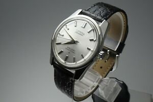 Vintage-1964-JAPAN-44-KING-SEIKO-CHRONOMETER-49999-27Jewels-Hand-winding