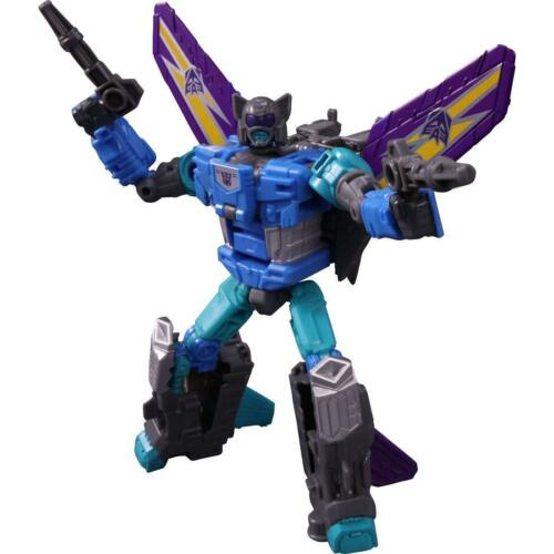 MISB in USA Transformers Takara Power of the Primes PP-18 Blackwing Darkwing