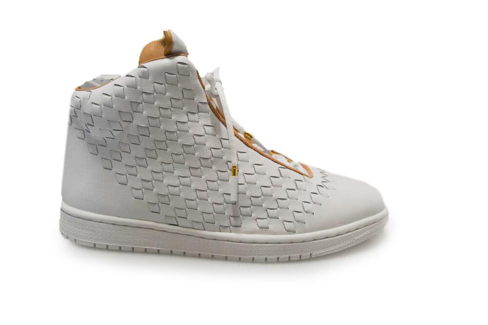 RARE  Homme Nike Jordan Shine Ltd Edition 500 dans le monde entier - 689480 105-BLANC ACC- Chaussures de sport pour hommes et femmes