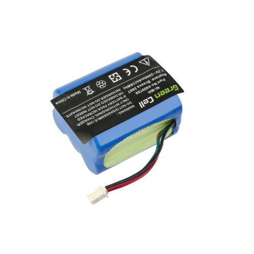 2.5Ah 7.2V GC Akku W206001001399 für iRobot