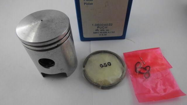 Kolben SEARS PUCH 38,5 mm MS25 2 Gang Motor Rarität - piston assy