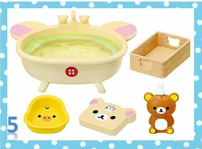 Rement Re-Ment Miniature San-X Rilakkuma Room No.04 NEW