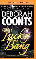 Lucky o'Toole Vegas Adventure: Lucky Bang by Deborah Coonts (2014, MP3 CD,...