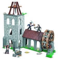 Mega Bloks Pirates Of The Caribbean 1027 Water Wheel Duel