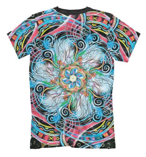 Мандала Странные Цветные Руны NEW t-shirt Mandala Strange Colored Runes 506067