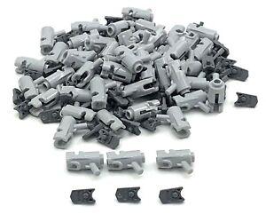 Lego 50 New Light Bluish Gray Minifigure Headgear Helmet Castle Neck Protector
