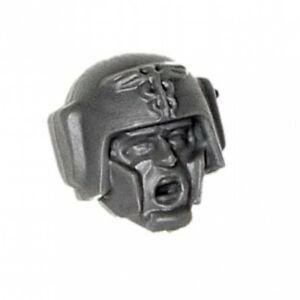 Astra Militarum 40K C Imperial Guard Cadian Command Bare HEAD