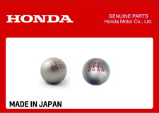GENUINE HONDA ALUMINIUM SHIFT KNOB 6-SPEED Type-R FN2 FD2 FK2 (UNIVERSAL)